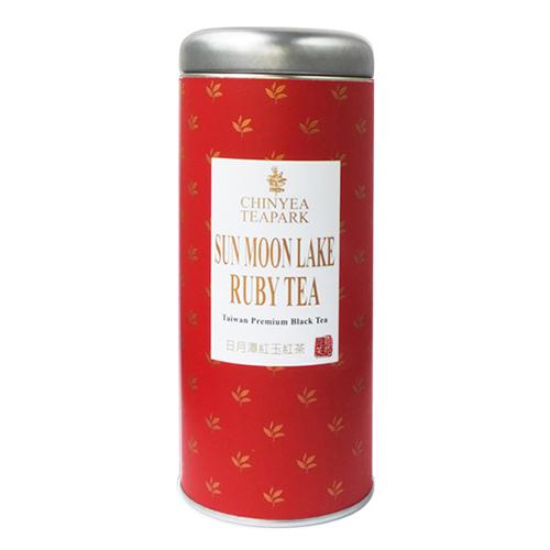 《沁意》日月潭紅玉紅茶(立罐)