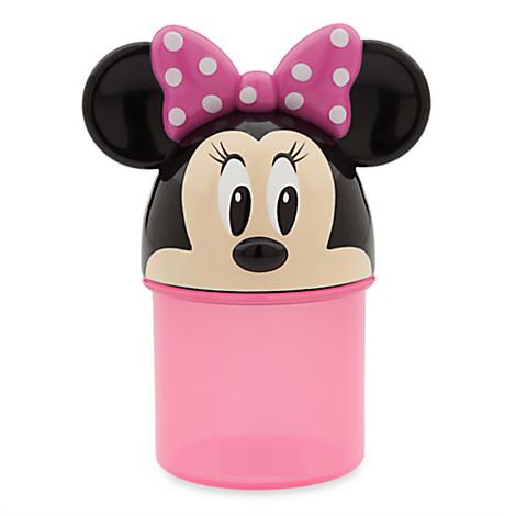 《★美國迪士尼官方_米妮Minnie零食杯》美國Disney Store購入 零食盒 外出容器