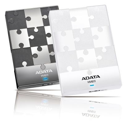【Dr.K 】威剛 ADATA-HV611  1TB]外接式硬碟