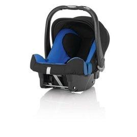 【淘氣寶寶】英國原裝進口Britax - BABY-SAFE plus SHR II 旗艦提籃型汽車安全座椅(汽座) (  藍 / 斑馬 / 紅  )【英國皇室御用品牌】