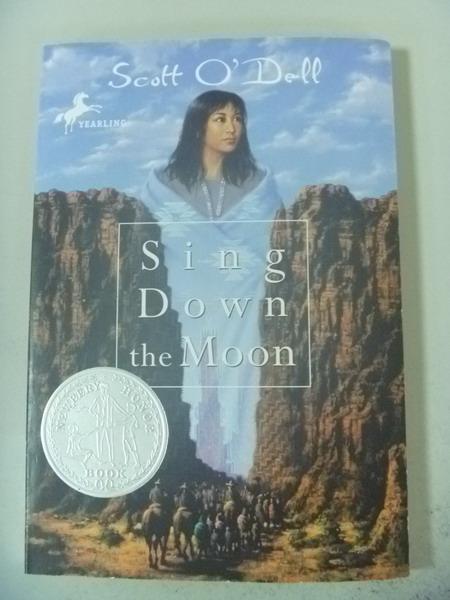 【書寶二手書T4/原文小說_IBB】Sing Down The Moon_O'Dell, Scott