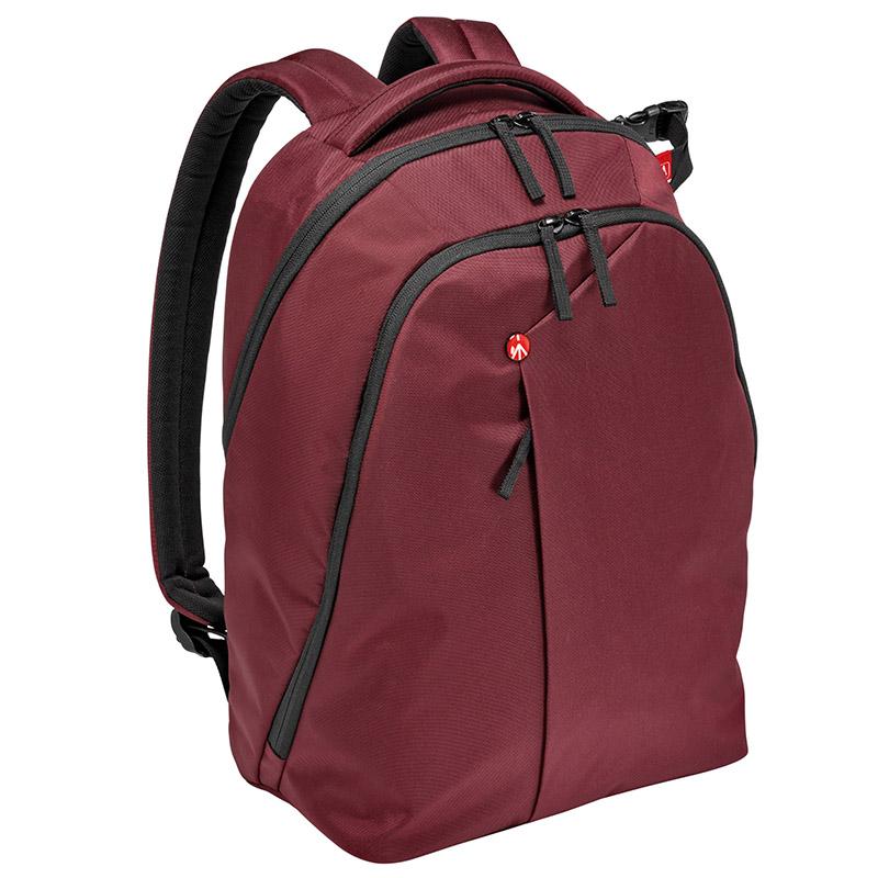 ◎相機專家◎ Manfrotto Bodypack 開拓者雙肩後背包 酒紅色 MB NX-BP-VBX 正成公司貨