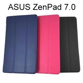 ASUS ZenPad 7.0 Z370KL 平板 三折皮套