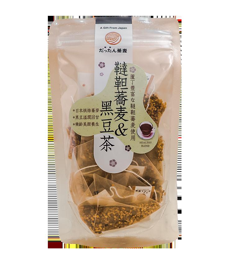 霖沃食集 l 韃靼蕎麥&黑豆茶(6公克x10袋)