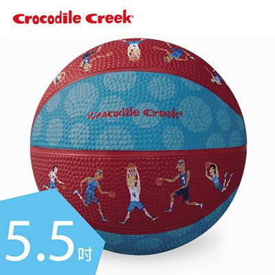 【悅兒園婦幼生活館】美國 Crocodile creek 5.5吋兒童運動遊戲籃球-籃球運動(14.5cm)