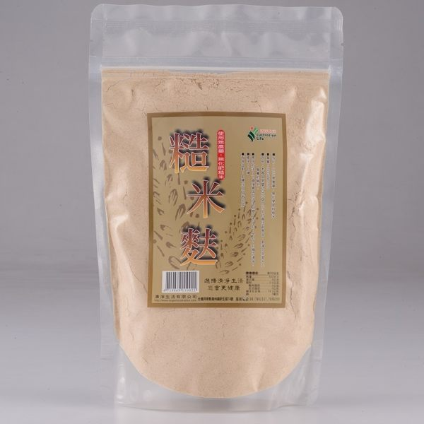 清淨生活 糙米麩 300/包 原價$120 特價$115