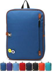 電腦包 韓版方型後背包 書包 NO.5007 - 包包阿者西