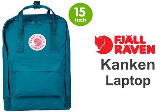 瑞典 FJALLRAVEN KANKEN laptop 15inch 539湖水藍 小狐狸包