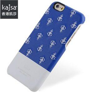 蘋果 iPhone 6 plus 5.5吋 保護殼 kajsa凱莎刺繡單蓋系列背殼 Apple iphone6 plus超薄防摔皮質保護套【預購】