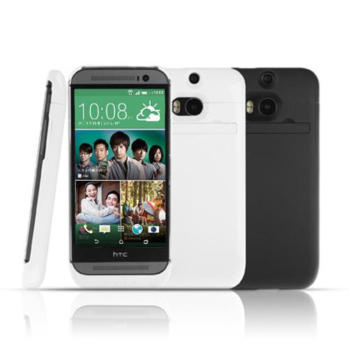 HTC One M8 專用背殼式行動電源 (3200mA)