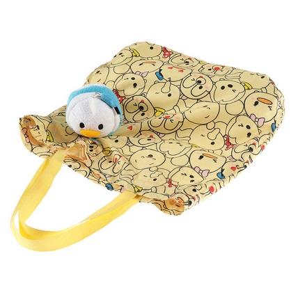 購物袋 Disney 迪士尼 玩偶 唐老鴨 TSUM TSUM 卡通聯名《ibeauty愛美麗》