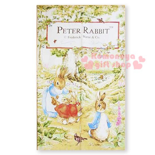 〔小禮堂〕Peter Rabbit 彼得兔 彩印長門簾《兔媽媽.家族》英式鄉村風情