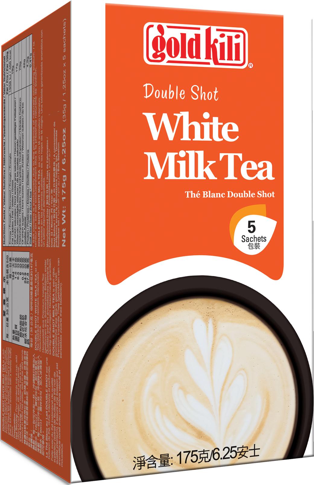 金麒麟特濃白奶茶-35公克*5包/盒