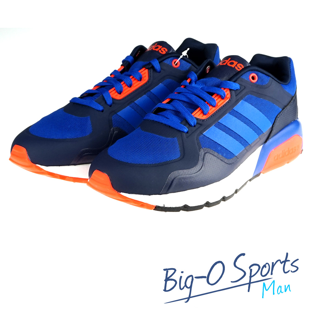 ADIDAS 愛迪達 RUN9TIS TM  慢跑鞋 男 F98272 Big-O Sports