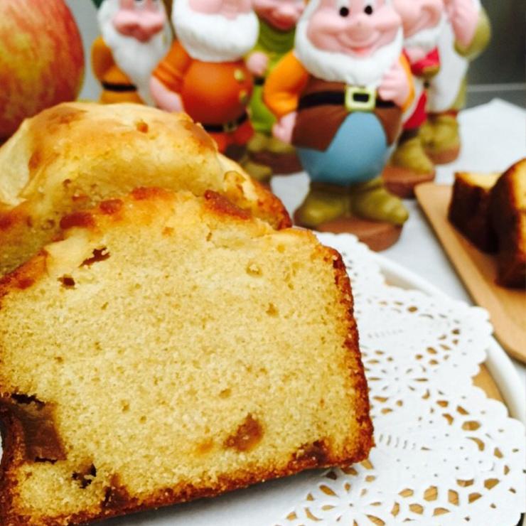 毒蘋果旅人蛋糕 ❤ 早餐、 下午茶、彌月蛋糕首選❤健康蛋糕❤主廚推薦【來去幸子家】