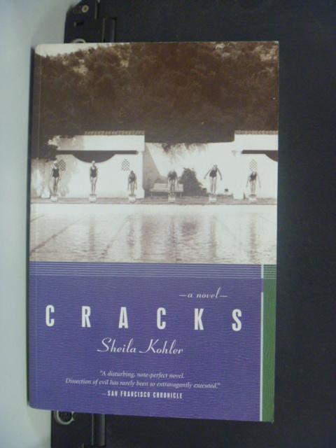 【書寶二手書T9/體育_HGC】Cracks_Kohler, Sheila