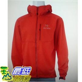 [COSCO代購 如果沒搶到鄭重道歉] Arc'teryx Squamish 男輕量 防風連帽外套 (紅) _W1027947