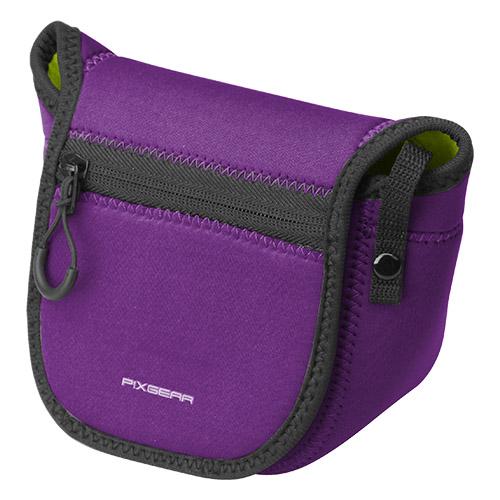 ◎相機專家◎ HAKUBA PIXGEAR SLIM FIT CAMERA CASE M款 紫色 相機套 HA28979CN