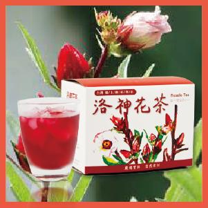 閃耀美肌洛神花茶,15入/盒,保持美麗不出包