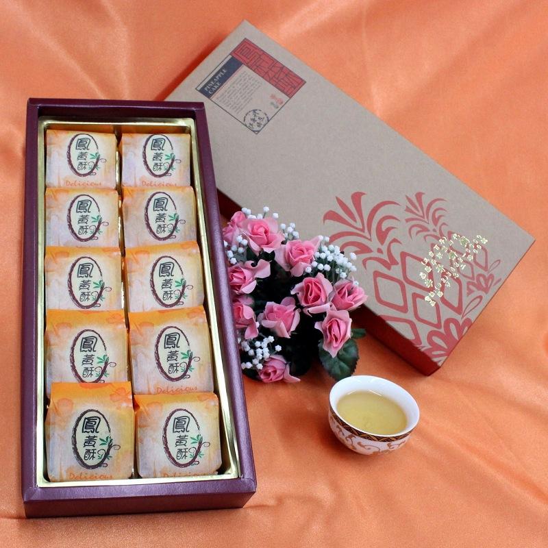 【李哥餅舖】鳳凰酥 ( 10入 )