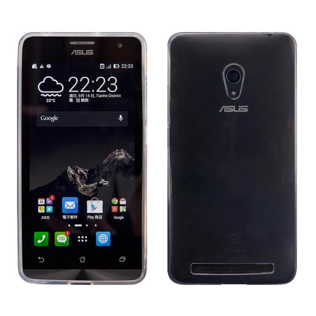 Ultimate- ASUS Zenfone6 清新全透軟質手機保護套 手機背蓋 手機保護殼 軟質 清水套 透明軟殼