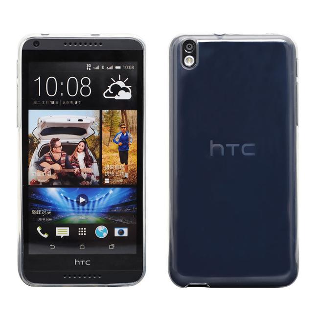 Ultimate- HTC Desire 816 清新全透軟質手機保護套 手機背蓋 手機保護殼 軟質 清水套 透明軟殼