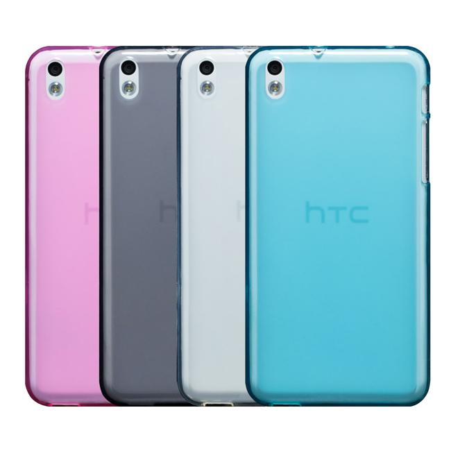 Ultimate- HTC Desire 816 輕量氣質軟質手機保護殼 防摔背蓋果凍套 保護套 手機殼