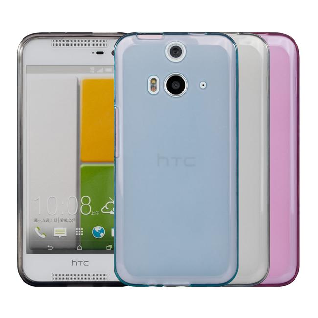 Ultimate- HTC Butterfly 2 輕量氣質霧面軟質手機果凍保護套 背蓋 手機殼 手機保護套 保護軟殼