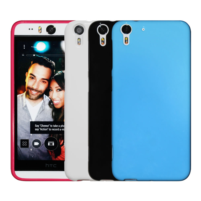 Ultimate- HTC Desire EYE 亮麗全彩軟質手機保護套 手機殼 手機背蓋 軟質 保護套 保護殼 清水套