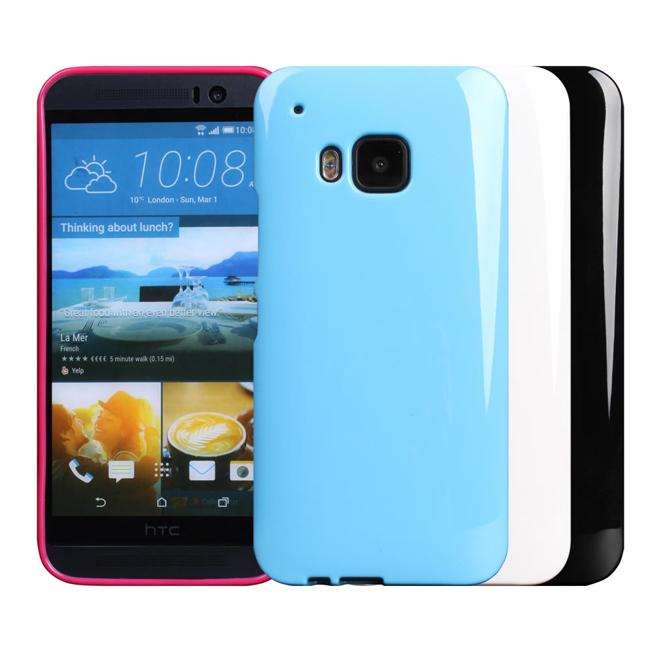 Ultimate- HTC One (M9) 亮麗全彩軟質手機保護套 防摔手機殼 手機背蓋 軟質 保護套 保護殼 清水套