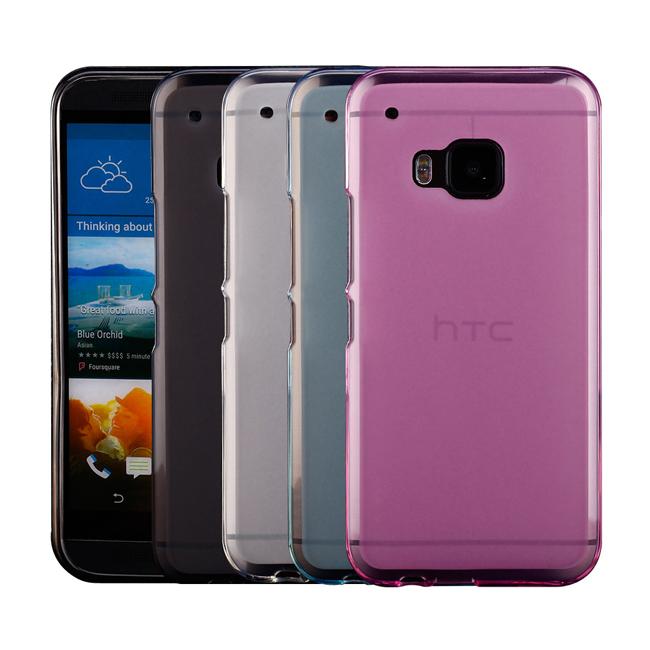 Ultimate- HTC One (M9) 輕量氣質軟質手機保護殼 防摔背蓋 TPU霧面果凍套 保護套 手機殼