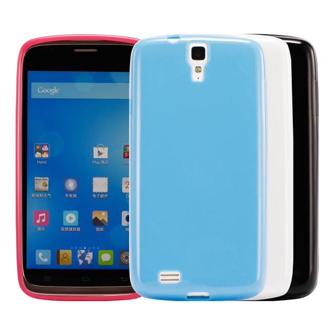 Ultimate- Infocus m320 亮麗全彩軟質手機保護套 手機背蓋 手機殼 防摔果凍保護套 清水套 保護殼
