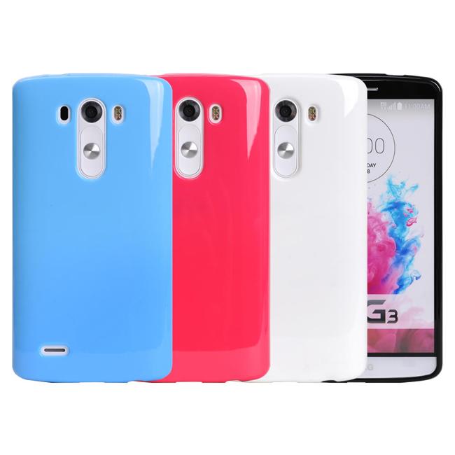 Ultimate- LG G3 (D855) 亮麗全彩軟質保護殼 手機保護套 手機殼 軟質保護殼 清水套