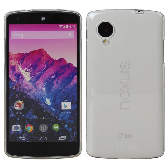 Ultimate- LG Nexus 5 (D821) 清新全透軟質手機保護套 手機背蓋 手機保護殼 清水套 透明殼