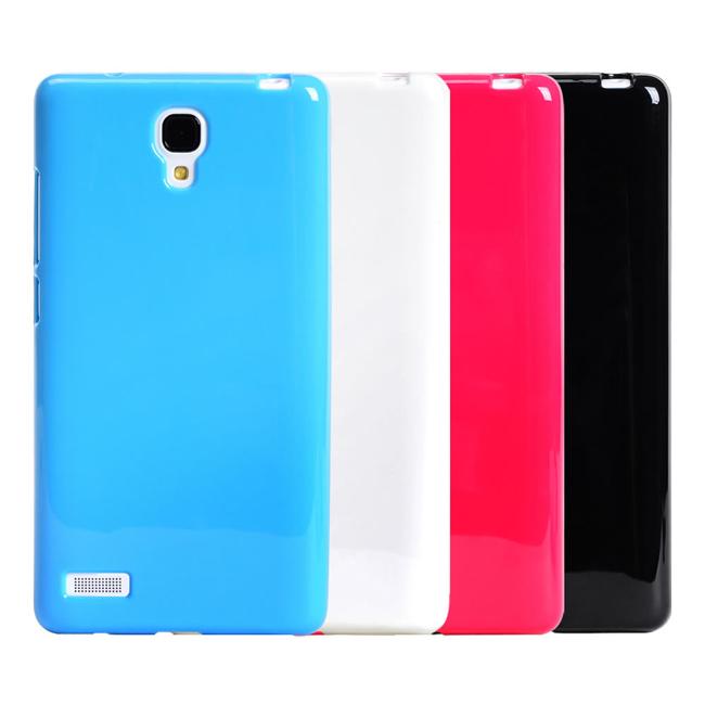 Ultimate- 紅米note 亮麗全彩軟質手機保護套 手機背蓋 手機殼 防摔果凍保護套 清水套