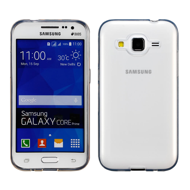 Ultimate- Samsung Core Prime 小奇機 清新全透軟質保護殼 手機背蓋 手機軟殼 清水套