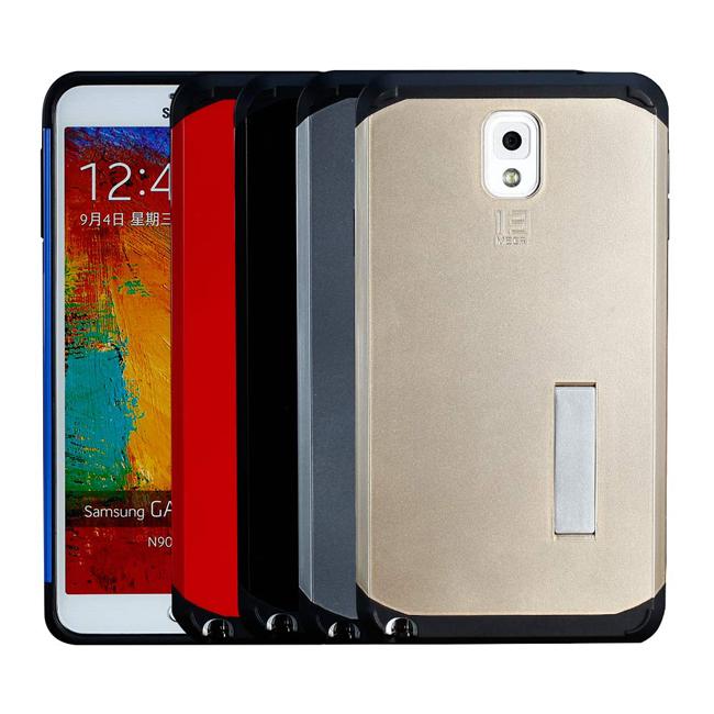 Ultimate- 三星 Note3 (N9000) 時尚輕甲雙件雙料可立手機殼 空壓技術防撞保護殼 保護套 非SGP
