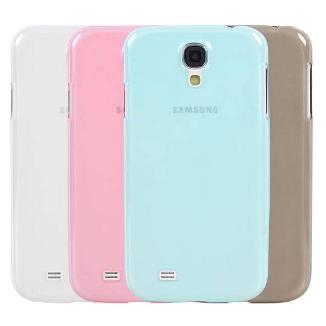 Ultimate- Samsung S4 (i9500) 超薄羽量硬質手機外殼防摔後背蓋 保護殼 手機背蓋 手機殼