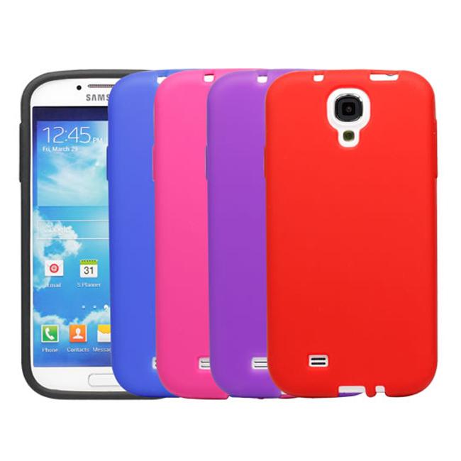 Ultimate- Samsung S4 (i9500) 軟軟果凍軟質保護套 手機背蓋 三星果凍手機殼 軟殼 保護殼