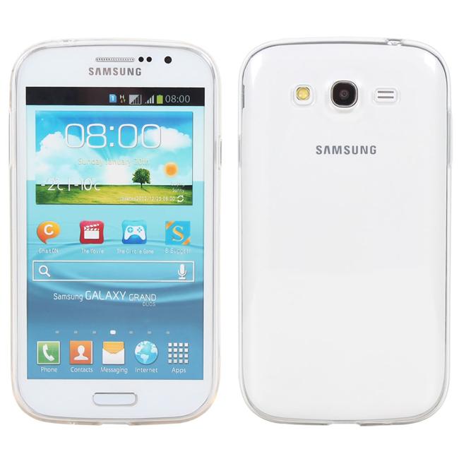Ultimate- Samsung A3 (A300) 清新全透軟質手機外殼防摔果凍後背蓋 保護套 軟殼 保護殼 手機殼