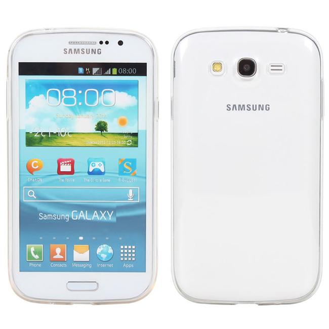 Ultimate- Samsung E5 清新全透軟質手機果凍套防摔背蓋   三星E5保護殼 手機殼 TPU清水套