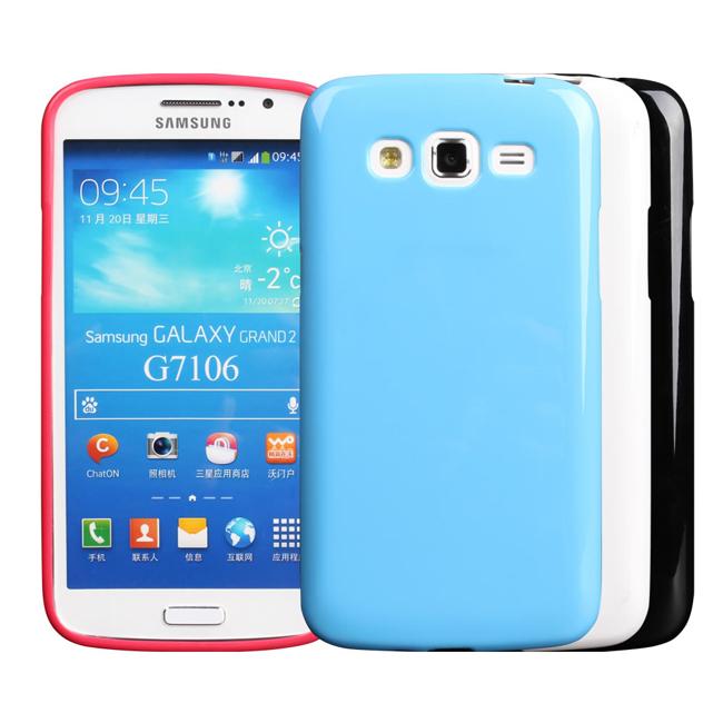 Ultimate- Samsung GRAND2 (G7102) 亮麗全彩軟質保護殼 手機背蓋 三星手機殼 果凍清水套 Grand 2 Grand2