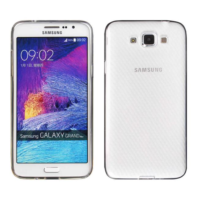 Ultimate- Samsung GRAND Max 清新全透軟質三星手機果凍套防摔背蓋  保護殼 手機殼 清水套