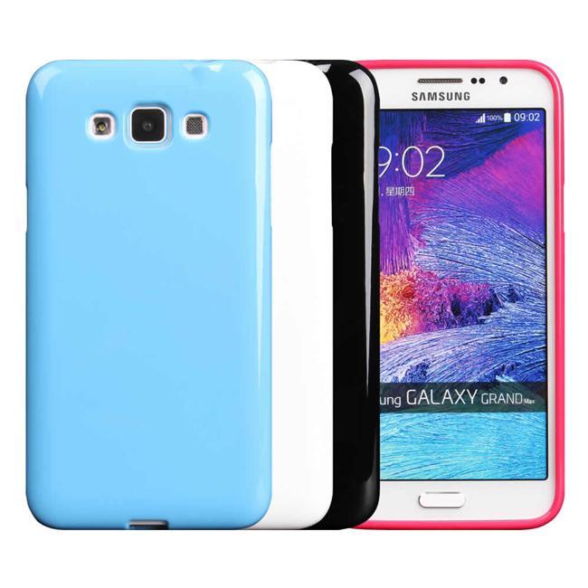 Ultimate- Samsung GRAND Max 亮麗全彩軟質保護殼 手機背蓋 三星手機殼 TPU果凍保護套