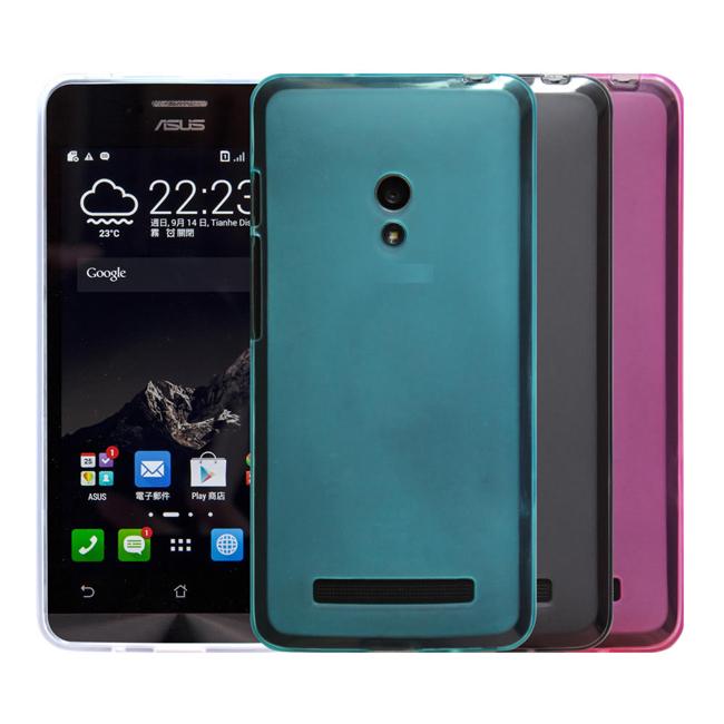 Ultimate- Sony Xperia ZL(L35h) 輕量氣質霧面軟質手機保護套 手機背蓋 果凍手機軟殼