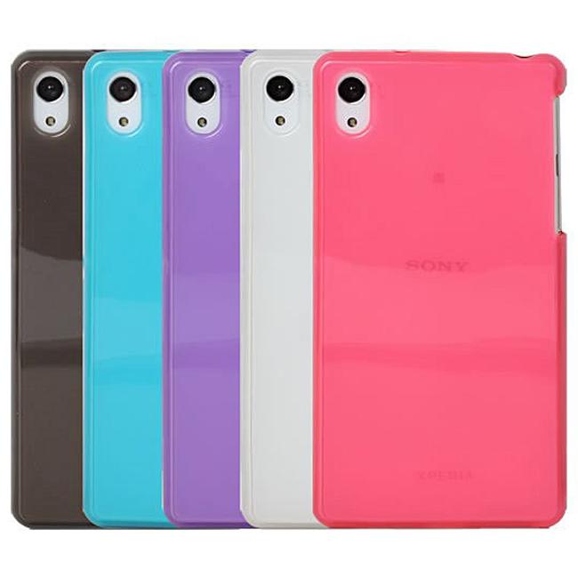 Ultimate- Sony Xperia Z2 (L50w) 亮麗全彩軟質保護殼 手機背蓋 手機殼 清水套 果凍軟質