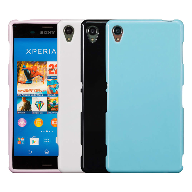 Ultimate- SONY Xperia Z3 亮麗全彩軟質保護殼 手機背蓋 手機殼 亮麗全彩 清水套 果凍軟質