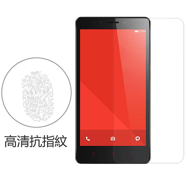 Ultimate- MIUI 小米4 高清抗指紋保護貼 防油汙灰塵 超薄螢幕膜 手機膜 保貼