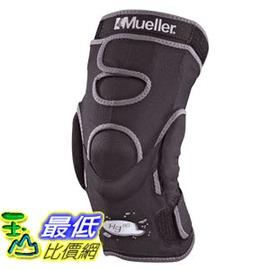 [現貨供應] 護膝/膝關節護具 54014 Mueller Hg80 Hinged Knee Brace Black ,  X-Large