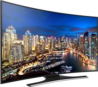 全新品優惠出清! SAMSUNG 55吋 曲面4K LED液晶電視 UA55HU7200WXZW 55HU7200